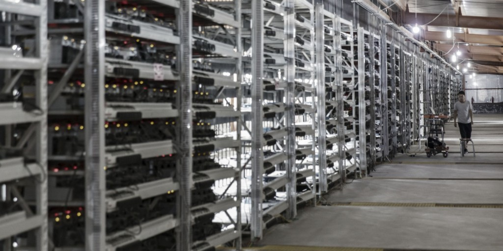 Bitcoin Has a Dirty, Dirty Secret