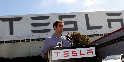 Tesla's CTO Just Backed A Startup That Makes An Ice Battery