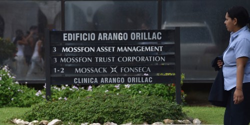 The Laughably Bad Security at 'Panama Papers' firm Mossack Fonseca