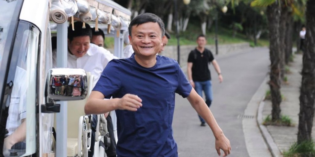 A Jack Ma company is poised to break the record for biggest IPO—again