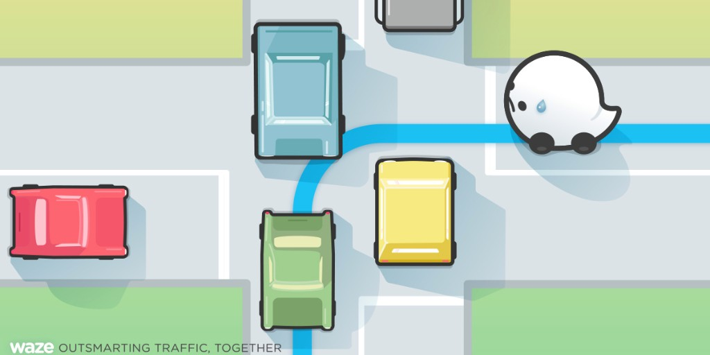 Google's Waze Is Helping Drivers Avoid Left-Hand Turns