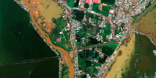 What Happens When You Combine Artificial Intelligence and Satellite Imagery