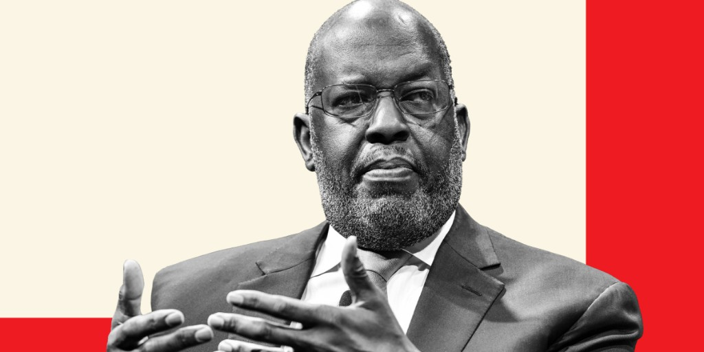Bernard Tyson's profound impact continues even after his death—through a new social investment fund