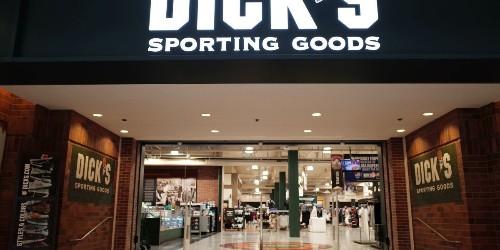 Dick's Sporting Goods Tests Dropping Gun Sales