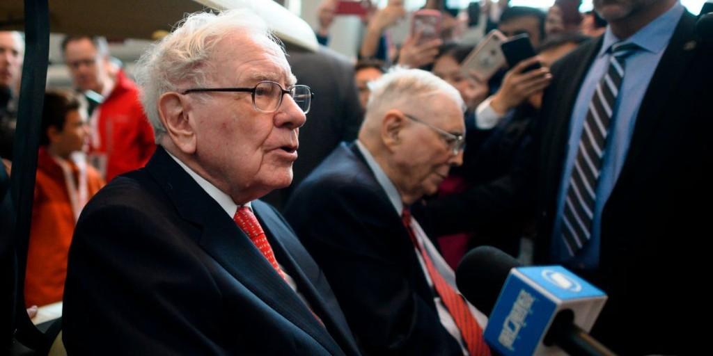 Warren Buffett traded Goldman Sachs for gold in Berkshire Hathaway's newly revealed portfolio