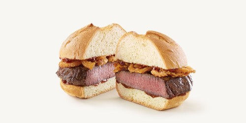Arby's Venison Sandwich Is Available at All of Its Restaurants, Today Only