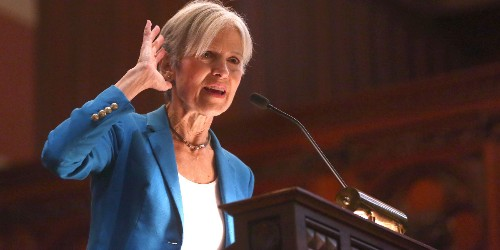 Jill Stein Raises Enough Money to Fund Recounts in 2 States