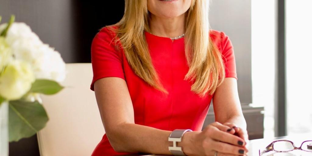 How Karen Kaplan went from receptionist to CEO