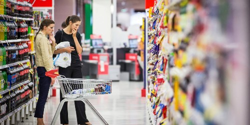 Food Prices Are up for the First Time since Last Year