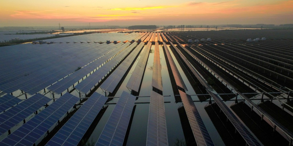 Here's How Much Money China Is Throwing at Renewable Energy