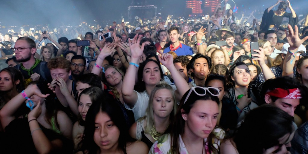 Here's How Much It Will Really Cost You to Go to Coachella