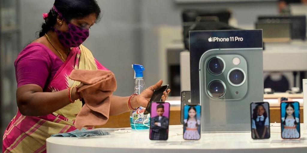 Apple finally starts selling directly to customers in the world's fastest-growing smartphone market