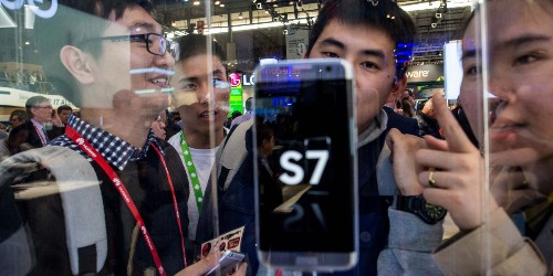 Samsung Just Had a Great Quarter, But Was it the Peak?