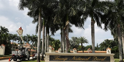 Trump's Decision to Host G7 at Doral Resort Raises Questions About Struggling Property, Deutsche Bank Loans