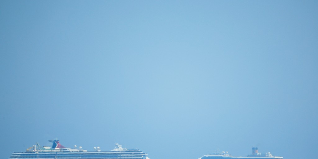 No bailouts for Bermuda and Liberia: The coronavirus draws scrutiny to cruise companies' corporate maneuvers