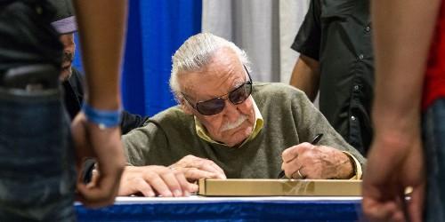 Stan Lee Drops $1 Billion Fraud Lawsuit Against POW! Entertainment