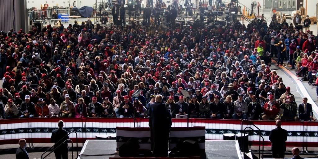 How Trump could repeat his 2016 upset in Pennsylvania