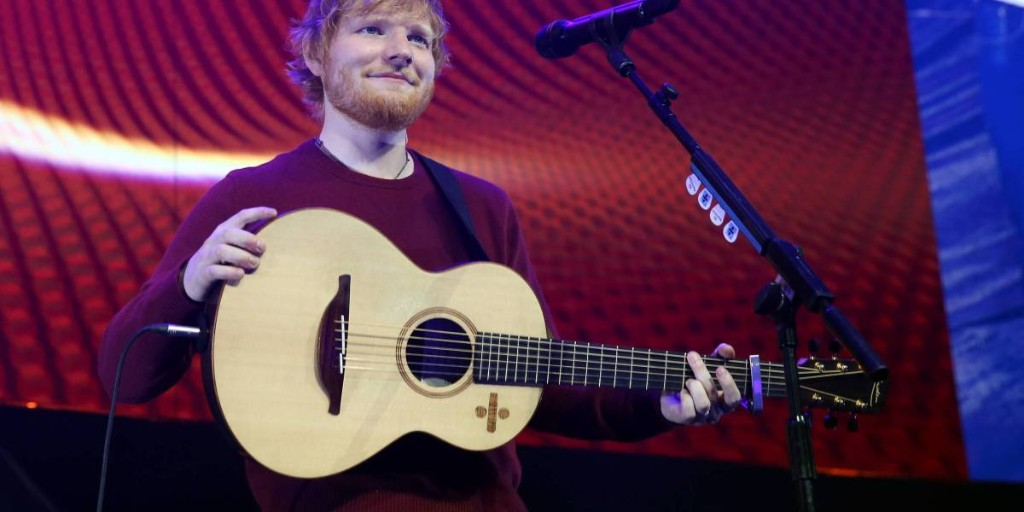 Jury Will Determine Whether Ed Sheeran's 'Thinking Out Loud' Copied Marvin Gaye Classic