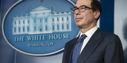 Mnuchin gives timeline for stimulus checks and small business loan program