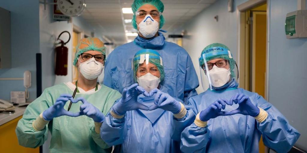 Teaching a machine to see disease: Italian doctors turn to a Chinese A.I. tool to diagnose coronavirus