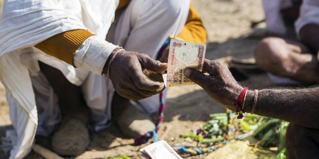 India's coronavirus outbreak is accomplishing what demonetization could not