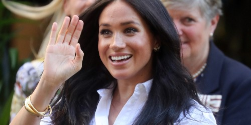 Meghan, Duchess of Sussex, Debuts a Fashion Collection for British Charity
