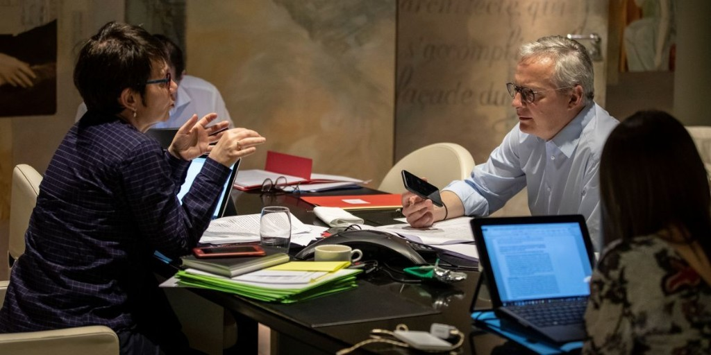 Divided Europe—EU finance chiefs fail to agree on coronavirus bailout funding after marathon meeting