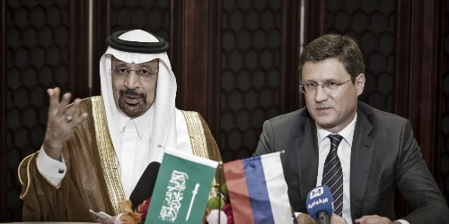 Oil Prices Are Soaring After Saudi Arabia and Russia Reach a Deal