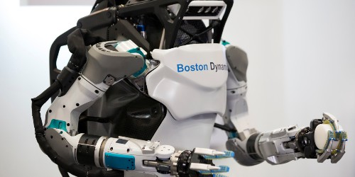 Oh No—Those Boston Dynamics Robots Can Now Do 'Parkour.' See for Yourself