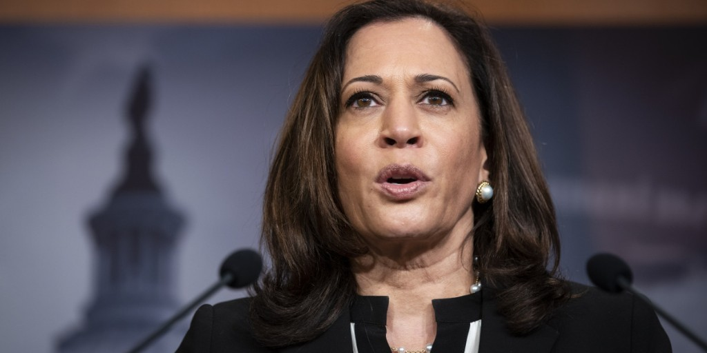 Good news for Kamala Harris: Voters are fine with ambitious women. So why do party gatekeepers still care?