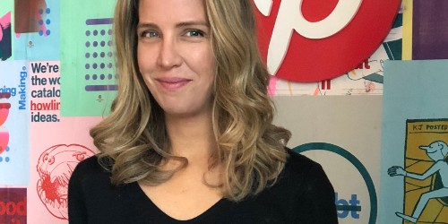 Pinterest Hires Former Athleta Executive Andréa Mallard as Its First Chief Marketing Officer