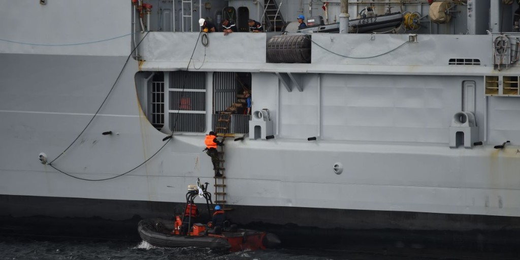 Piracy is thriving off the coast of West Africa despite COVID nearly crushing global marine traffic