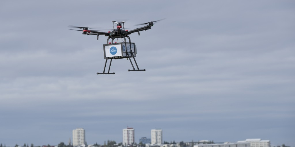 Drone industry flies higher as COVID-19 fuels demand for remote services
