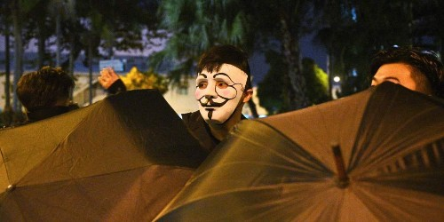 Hong Kong's Mask Ban Pits Anonymity Against the Surveillance State