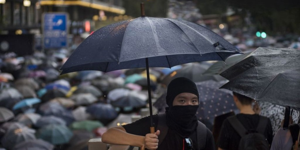 Why Beijing Is So Reluctant To Suppress Hong Kong's Protests
