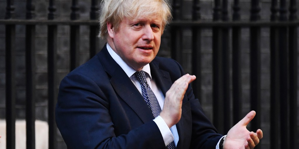 Johnson says all non-essential U.K. shops to reopen starting June 15