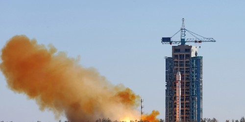 China Is Winning the 21st Century Space Race