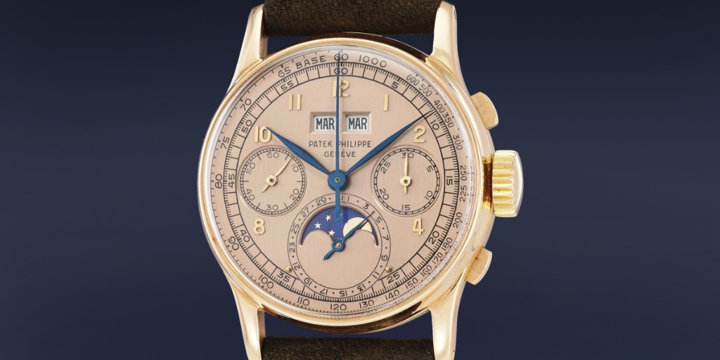 Not even a pandemic can slow down vintage Patek Philippe prices