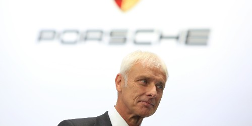 Volkswagen's new CEO must tackle the 'culture of arrogance'
