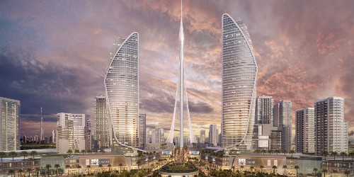 This New Tower in Dubai Could Be The World's Tallest