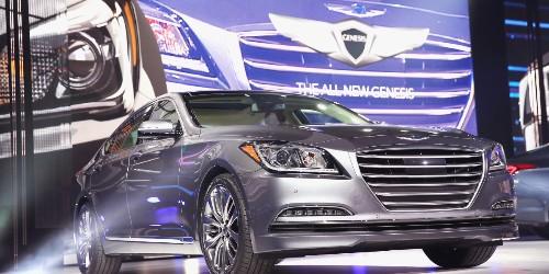 Hyundai Now Has a Luxury Car Brand