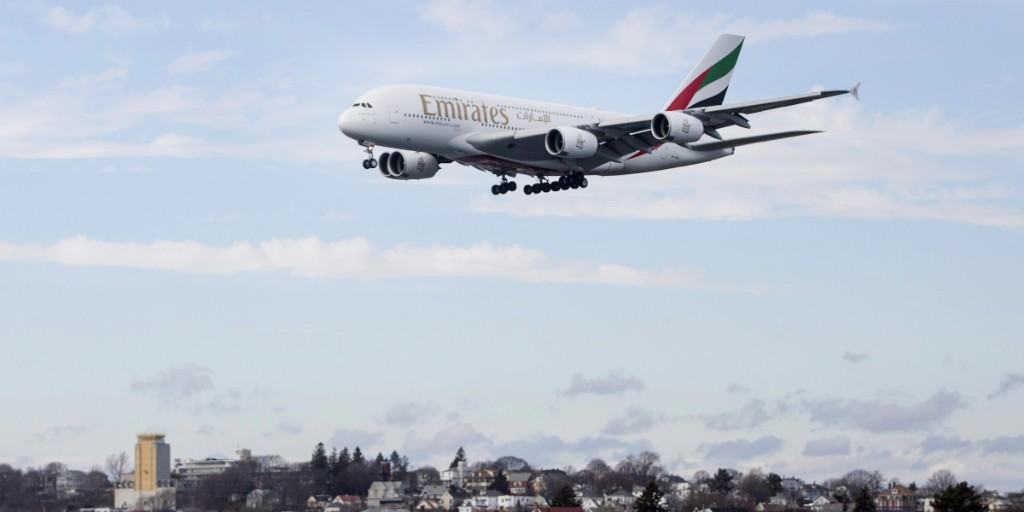 Emirates Responds to Laptop Ban by Loaning Out Microsoft Surface Tablets
