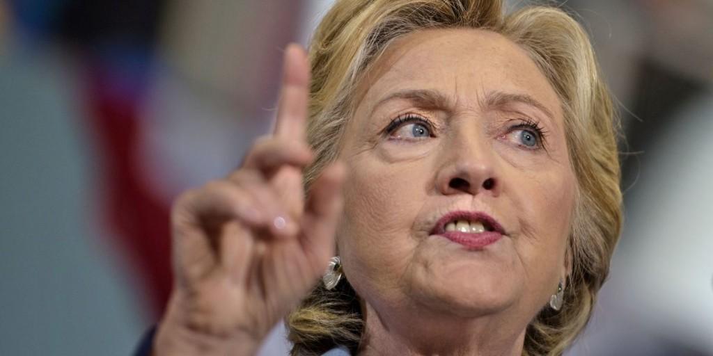 Hillary Clinton Promises to Hold Wells Fargo Accountable