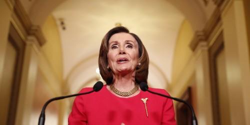 House Speaker Pelosi unveils $2.5 trillion Democrat coronavirus stimulus plan as Senate bill stagnates