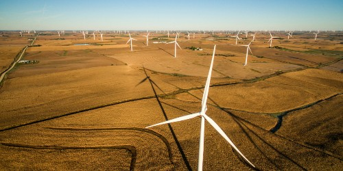 This Chart Shows How Quickly Wind Power Has Caught On