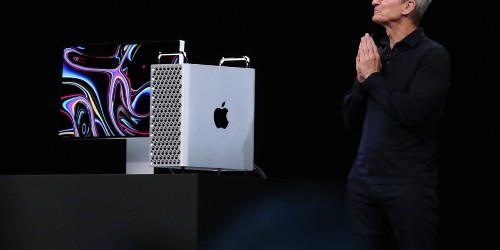 Trade War Be Damned, Apple Is Moving Its Mac Pro Production to China