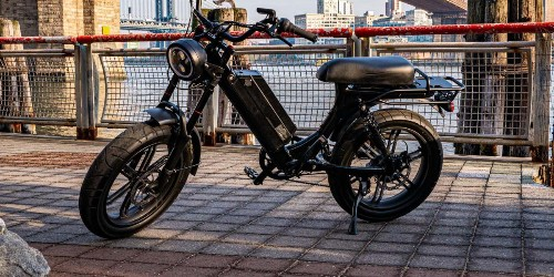 Easy Rider: An On-the-Road Review of Juiced's Scorpion E-Bike
