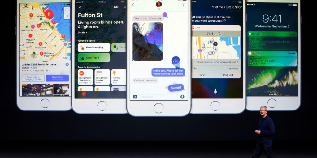 All Aboard Apple's iMessage App Train