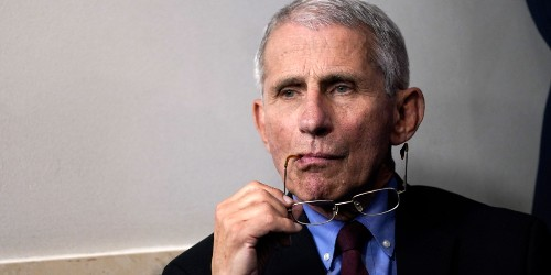 U.S. coronavirus deaths could hit 200,000 and 'we're going to have millions of cases,' says Fauci