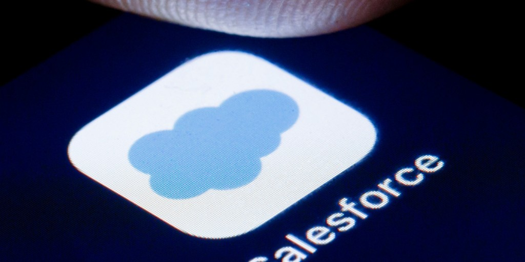 Salesforce just made its biggest acquisition ever